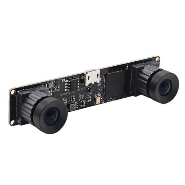 stereo Synchronous dual lens usb camera