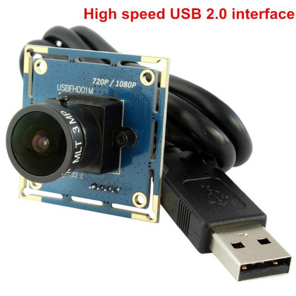 120fps usb camera