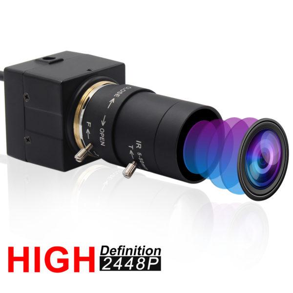 5-50mm webcam