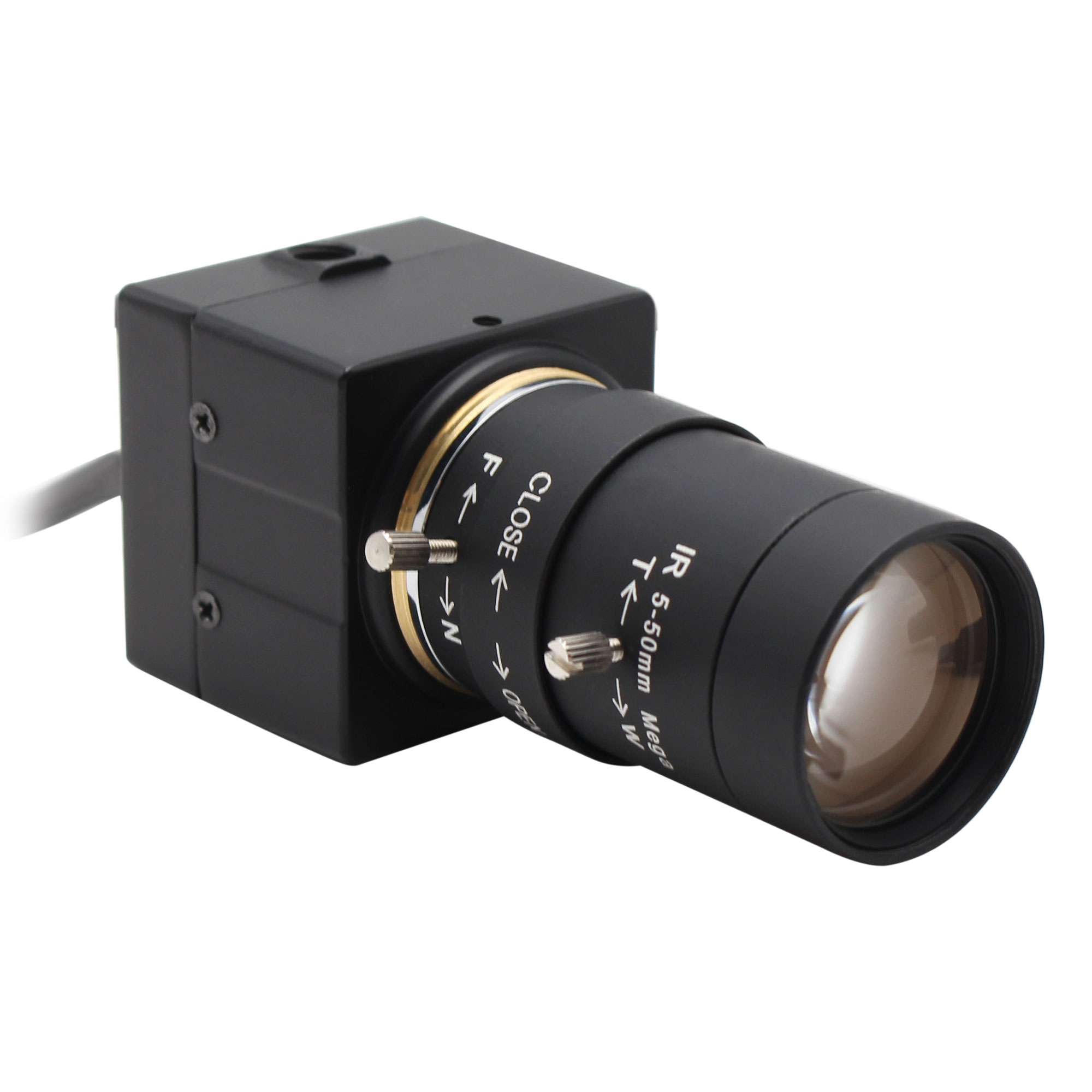 1.3MP H.264 low light zoom camera